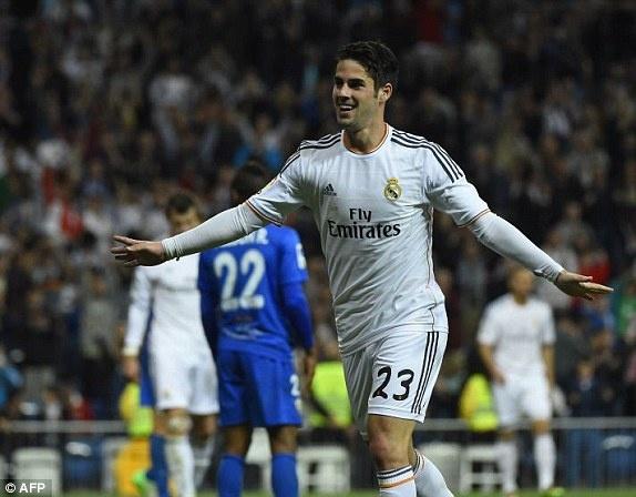 Bale thay Ronaldo dua Real len vi tri so 2 hinh anh 6