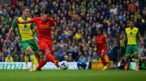 Norwich 2-3 Liverpool: Ruot duoi nhu phim hanh dong hinh anh