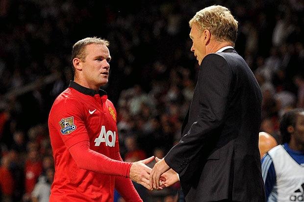 Diem tin 24/4: Rooney nhan tin chia buon voi David Moyes hinh anh 1