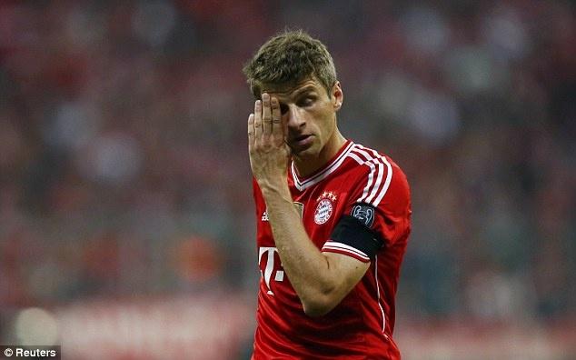 Mueller muon chia tay Bayern vi M.U hinh anh 1