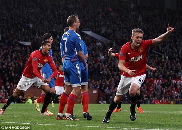 'Sao la mat' Wilson giup M.U thang tran cuoi o Old Trafford hinh anh 1