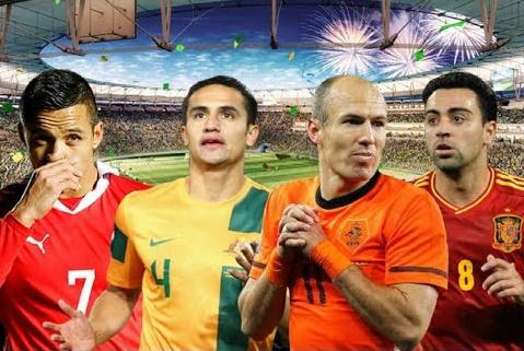 Bang B World Cup 2014: Mot suat di tiep cho nha vo dich hinh anh