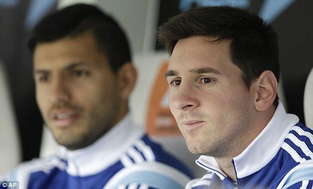 Messi ghi ban giup DT Argentina thang Slovenia 2-0 hinh anh 2