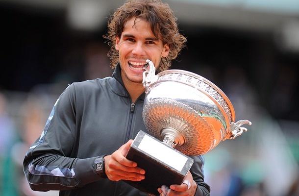 Nadal vo dich Roland Garros: Khong the lat do nha Vua hinh anh