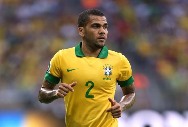 Doi hinh du kien cua tuyen Brazil ra quan o World Cup hinh anh 2
