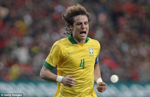 Doi hinh du kien cua tuyen Brazil ra quan o World Cup hinh anh 3