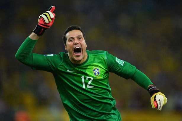 Doi hinh du kien cua tuyen Brazil ra quan o World Cup hinh anh 1