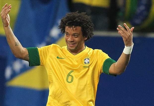 Doi hinh du kien cua tuyen Brazil ra quan o World Cup hinh anh 5