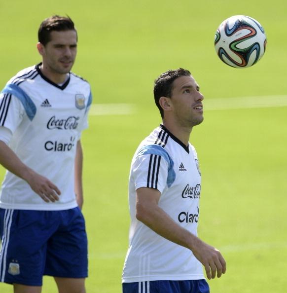 Messi khong bung suc tap luyen truoc tran gap Iran hinh anh 5