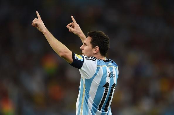 DT Argentina: Khi Messi la dang toi cao hinh anh 1 a