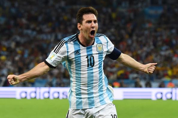 DT Argentina: Khi Messi la dang toi cao hinh anh 2 a