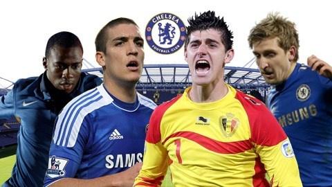 Chelsea va su dien ro cua he thong cho muon cau thu hinh anh