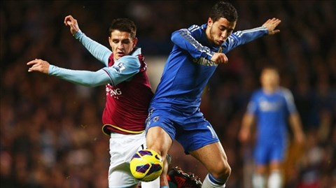 Chelsea - Aston Villa: Thoi khac tra han hinh anh