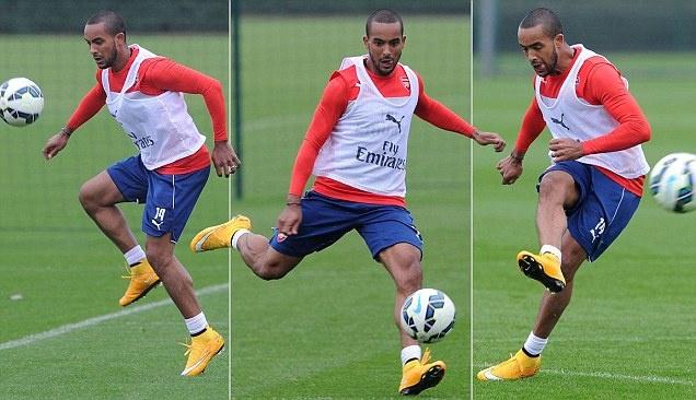 Arsenal don tin vui truoc vong 8 Ngoai hang Anh hinh anh