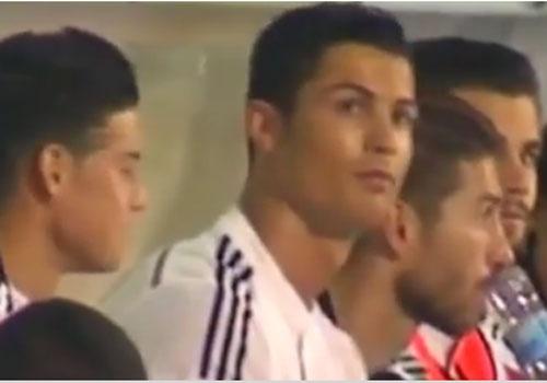 Cristiano Ronaldo bi si nhuc bang nhung tu tuc tiu hinh anh