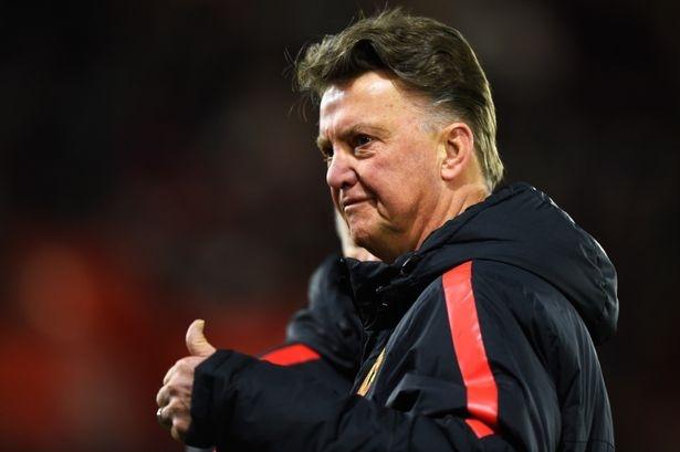 HLV Van Gaal len tieng doa dong nghiep Rodgers hinh anh