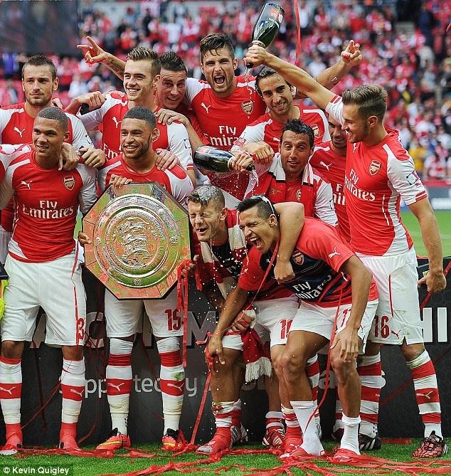 Hinh anh Arsenal dem den cam xuc kho quen cho CDV nam 2014 hinh anh 8 a
