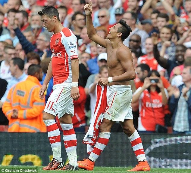 Hinh anh Arsenal dem den cam xuc kho quen cho CDV nam 2014 hinh anh 10 a