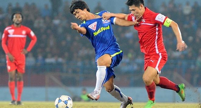 Hai Phong 1-0 HAGL: Sinh nhat buon cua Cong Phuong hinh anh