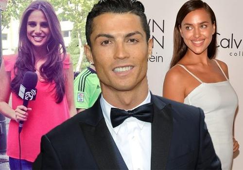 Chi Ronaldo phu nhan em trai co ban gai moi hinh anh