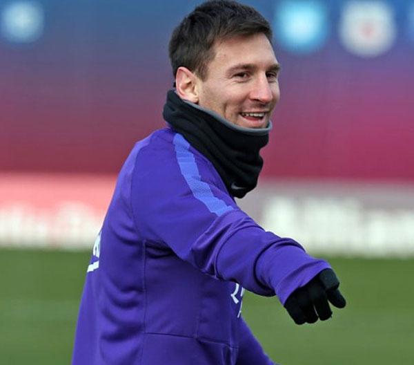 Messi phan khich truoc tran quyet dau voi Atletico Madrid hinh anh