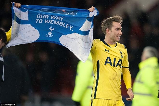 Tottenham va Chelsea tranh chuc vo dich League Cup hinh anh