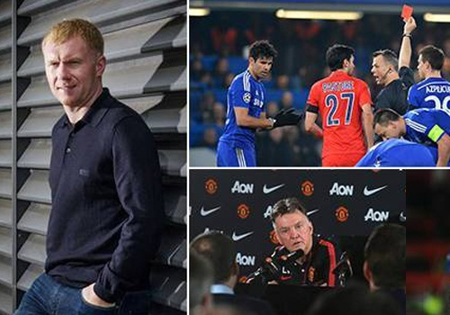 Paul Scholes khoi lai noi dau Champions League cua Chelsea hinh anh