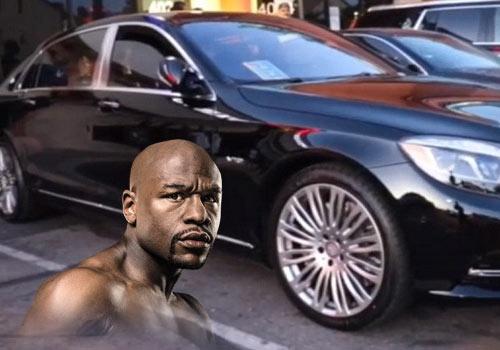 Mayweather mua xe sieu sang truoc tran so gang Pacquiao hinh anh