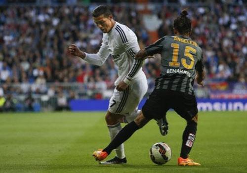 Ronaldo va nhung ngoi sao co pha xau kim an tuong tuan qua hinh anh