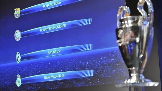 Ban ket Champions League: Barca dung Bayern, Juve gap Real hinh anh 5