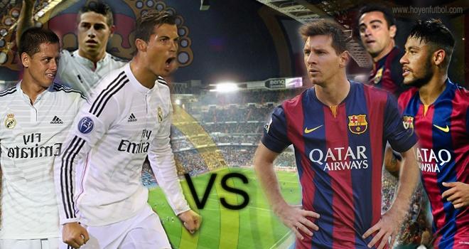 5 ly do cho Real va Barca tranh cup Champions League hinh anh 5