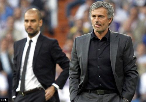 Diem tin: Jose Mourinho gioi hon Guardiola va Wenger hinh anh
