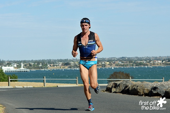 'Ong hoang' Australia du VNG Ironman 70.3 Viet Nam hinh anh 4
