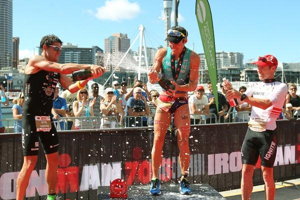 'Ong hoang' Australia du VNG Ironman 70.3 Viet Nam hinh anh 1
