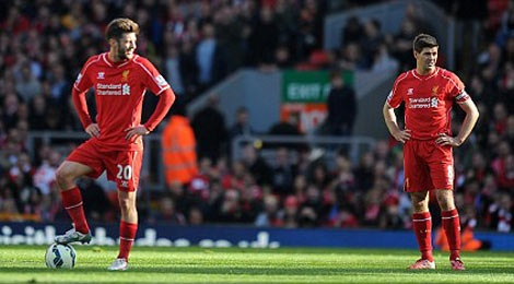 Liverpool thua nguoc 1-3 o tran Gerrard chia tay Anfield hinh anh