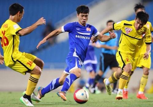 U23 Viet Nam no luc bat thanh truoc Hai Phong hinh anh