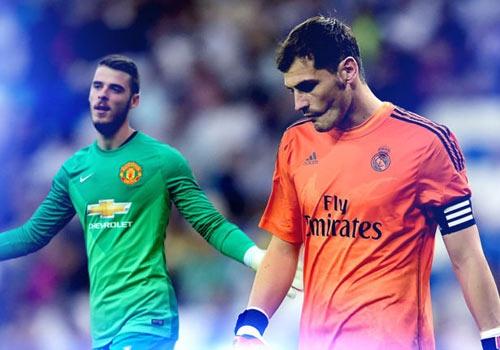 Diem tin: Casillas chao don De Gea den Real hinh anh