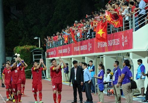 U23 Viet Nam den khan dai cam on CDV sau tran thang Malaysia hinh anh