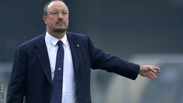 Real Madrid chinh thuc bo nhiem Rafael Benitez hinh anh 1