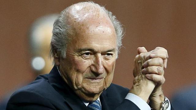 Nhung phat ngon khong giong ai cua Sepp Blatter hinh anh 1