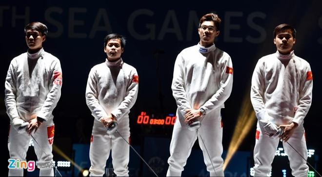 Kinh ngu Viet Nam 4 lan pha ky luc SEA Games hinh anh 26