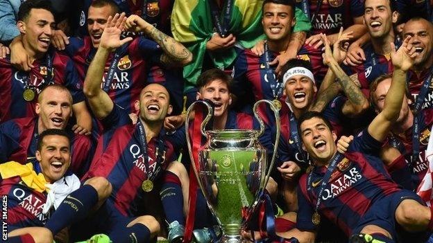 Sao Juve thua nhan Barcelona choi hay hon hinh anh