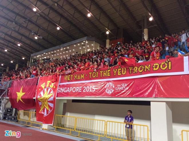 U23 Viet Nam mat ngoi dau bang khi thua Thai Lan 1-3 hinh anh 20