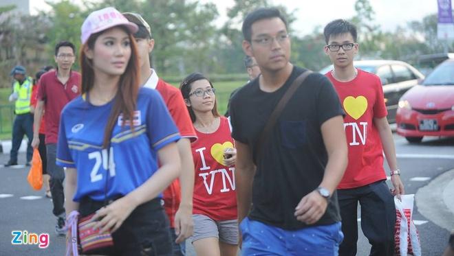 U23 Viet Nam mat ngoi dau bang khi thua Thai Lan 1-3 hinh anh 14