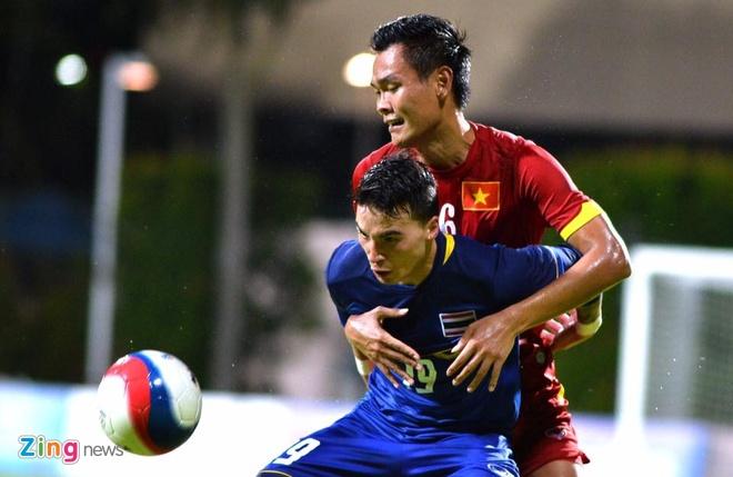 U23 Viet Nam mat ngoi dau bang khi thua Thai Lan 1-3 hinh anh 37