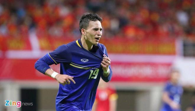 U23 Viet Nam mat ngoi dau bang khi thua Thai Lan 1-3 hinh anh 36