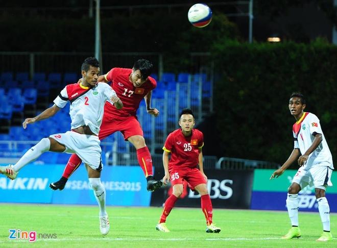 U23 Viet Nam mat ngoi dau bang khi thua Thai Lan 1-3 hinh anh 7