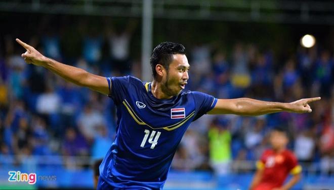U23 Viet Nam mat ngoi dau bang khi thua Thai Lan 1-3 hinh anh 24