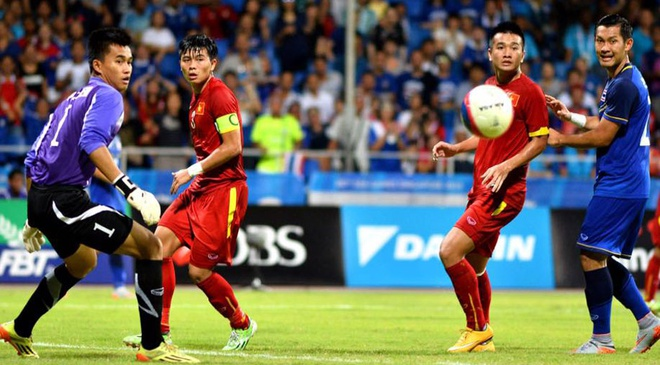 U23 Viet Nam mat ngoi dau bang khi thua Thai Lan 1-3 hinh anh 1