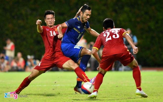 U23 Viet Nam mat ngoi dau bang khi thua Thai Lan 1-3 hinh anh 25
